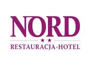 Logo Nord Hotel. Junique - tłumaczenie konferencji Poznań