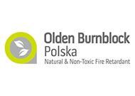 Logo Olden Burnblock Polska. Junique - tłumaczenie konferencji Poznań